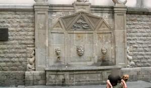 Fountain of the Carme
