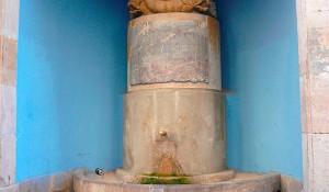 Fountain of the Carrer Nou de la Rambla