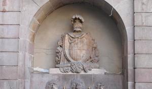 Fountain of the Pla de la Boqueria