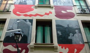 Mural of Photography