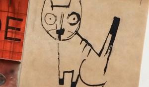 Mural cats