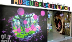 Museu de les Illusions