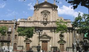 Church of Sant Miquel del Port