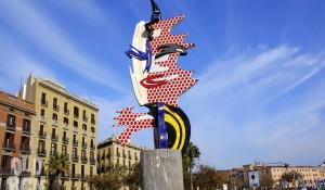Barcelona's Face