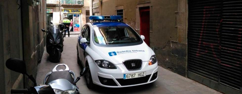 Todos los servicios municipales, implicados en el plan de choque contra las drogas en Ciutat Vella