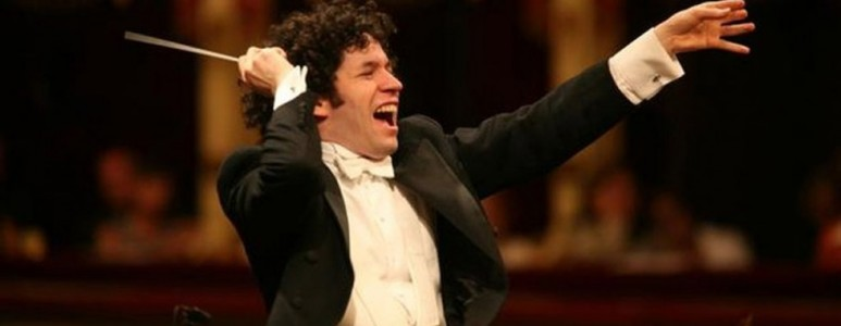 Gustavo Dudamel returns to the Palau de la Música Catalana